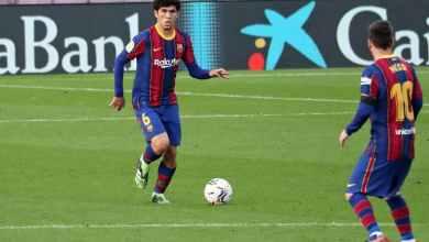 Photo of رسميًا – برشلونة يعلن رحيل لاعبه إلى خيتافي