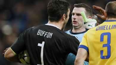 Photo of حكم إنجليزي تلقى تهديدات بالقتل بعد طرد بوفون أمام ريال مدريد