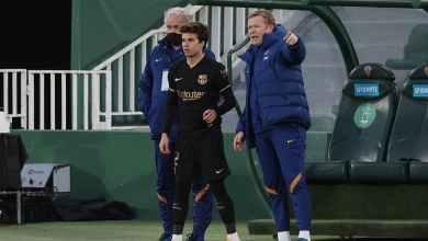 Photo of كومان يتغنى بريكي بويج بعد هدفه الأول مع برشلونة