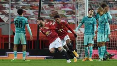 Photo of تقييم لاعبي ليفربول ومانشستر يونايتد بعد كلاسيكو كأس الاتحاد الإنجليزي