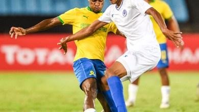Photo of فيديو – طرد كوميدي للاعب بلوزداد أمام صن داونز في دوري أبطال أفريقيا