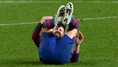 Photo of الكشف عن تفاصيل إصابة بيكيه وديمبيلي وموقفهما من مباراة باريس