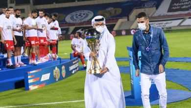 Photo of فيديو- تكريم مؤمن زكريا في نهائي كأس الخليج العربي
