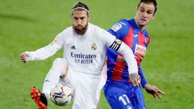 Photo of صحيفة إسبانية تكشف موعد عودة راموس للمشاركة مع ريال مدريد