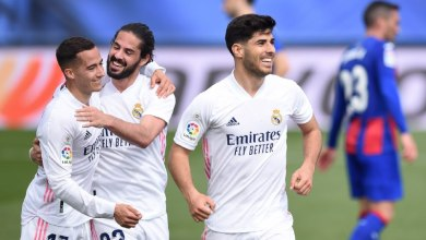 Photo of أسينسيو الأفضل.. تقييم لاعبي ريال مدريد بعد ثنائية إيبار في الليجا