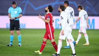 Photo of التشكيل الرسمي لمواجهة ليفربول وريال مدريد في دوري أبطال أوروبا