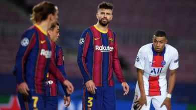 Photo of أمر واحد يحسم مشاركة بيكيه في الكلاسيكو ضد ريال مدريد