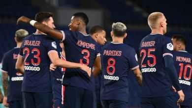 Photo of باريس سان جيرمان يفتقد ثلاثي الفريق أمام بايرن ميونخ