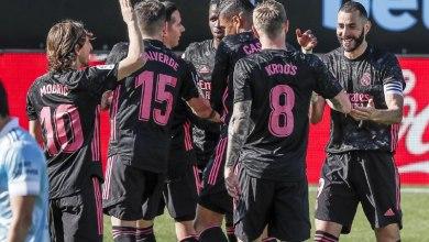 Photo of قائمة ريال مدريد الرسمية لمواجهة ليفربول في دوري الأبطال