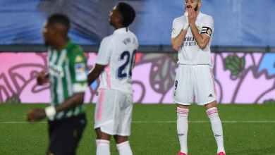 Photo of تقييم لاعبي ريال مدريد بعد التعثر أمام ريال بيتيس في الليجا