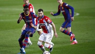 Photo of الإصابة تضرب لاعب برشلونة في المباراة الأخيرة بالليجا
