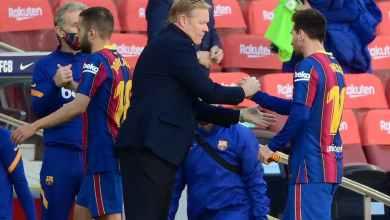 Photo of ماذا قال كومان للاعبي برشلونة في اللقاء الوداعي هذا الموسم؟