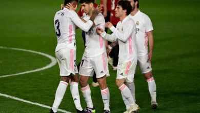 Photo of تشكيل ريال مدريد المتوقع أمام غرناطة في الليجا