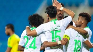 Photo of 27 لاعبًا في قائمة منتخب السعودية لمباريات تصفيات كأس العالم 2022
