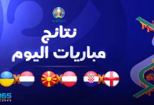 Photo of نتائج مباريات يورو 2020 اليوم الأحد 13 يونيو