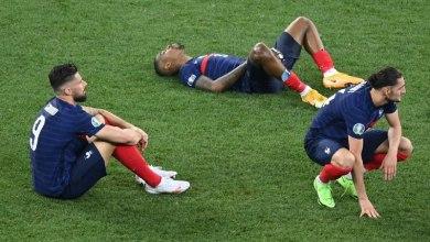 Photo of تقييم لاعبي فرنسا بعد الخسارة أمام سويسرا وتوديع يورو 2020
