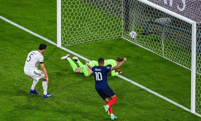 فرنسا - ألمانيا