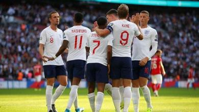 "Photo of ""عزل"" ثنائي إنجلترا قبل ساعات من مباراة التشيك بعد إصابة نجم اسكتلندا بـ فيروس كورونا"