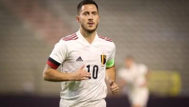 Photo of هازارد يستبعد مشاركته مع بلجيكا ضد روسيا في يورو 2020