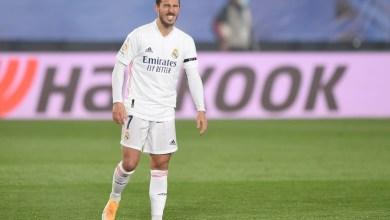 Photo of هل سيبقى بنسبة 100% في ريال مدريد؟ هازارد يجيب