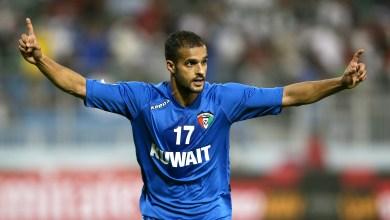 Photo of بدر المطوع يكسر رقم أحمد حسن القياسي وينفرد بلقب عميد لاعبي العالم