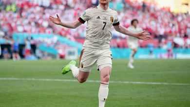 Photo of تقييم لاعبي منتخب بلجيكا بعد الفوز على الدنمارك في يورو 2020
