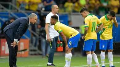 Photo of هل تُلغى البطولة ؟ تيتي يُلمح لاحتمالية انسحاب البرازيل من كوبا أمريكا