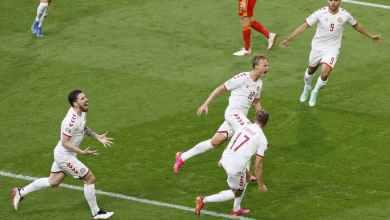 Photo of أهداف مباراة الدنمارك وويلز في يورو 2020