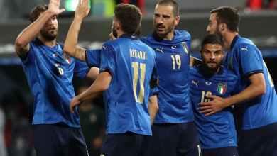 Photo of تشكيل إيطاليا الرسمي لمواجهة تركيا في افتتاح يورو 2020