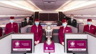 Photo of Qatar Airways Sponsor the Launch of the Official UEFA EURO 2020™ Podcast