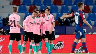 Photo of برشلونة يتطلع لعقد صفقة تبادلية نارية مع مانشستر سيتي