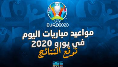 Photo of توقع نتيجة وموعد مباراة اليوم في نصف نهائي يورو 2020