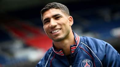 Photo of فيديو – أشرف حكيمي يصنع هدفًا في أولى مبارياته مع باريس سان جيرمان