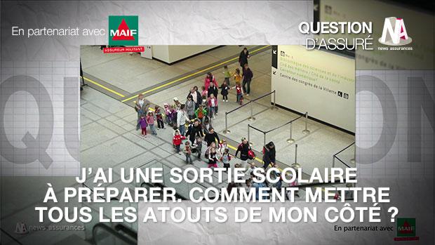 Vidéo : Comment organiser une sortie scolaire au mieux ?