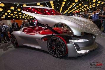 Renault Trezor mondial auto