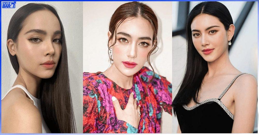 ထိုင်းအနုပညာနယ်ပယ်ထဲက နိုင်ငံခြားသွေးစပ်တဲ့ နာမည်ကြီး မင်းသမီးချော (22) ဦး