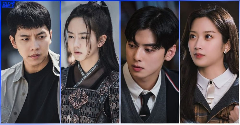 The most popular K-drama characters in the first half of 2021