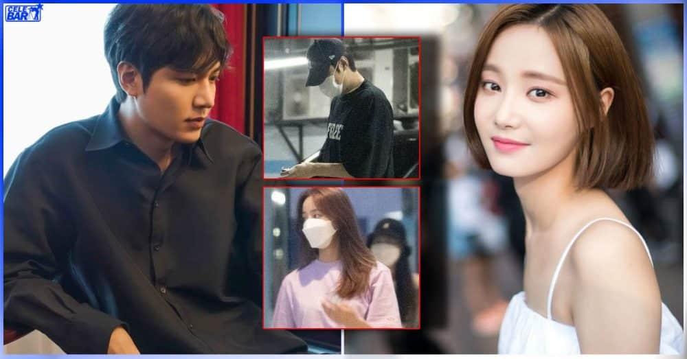 [Breaking News] Lee Min Ho နဲ့ Yeonwoo တို့ရဲ့ Dating သတင်းအပေါ် အေဂျင်စီရဲ့ ထုတ်ပြန်ကြေညာချက်