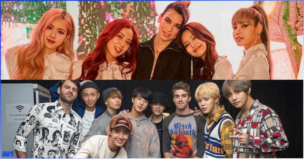 K-Pop Idol တွေနဲ့ အနောက်တိုင်း အနုပညာရှင်တွေကြားက အထင်ကရအဖြစ်ဆုံး Collaboration (၅) ခု
