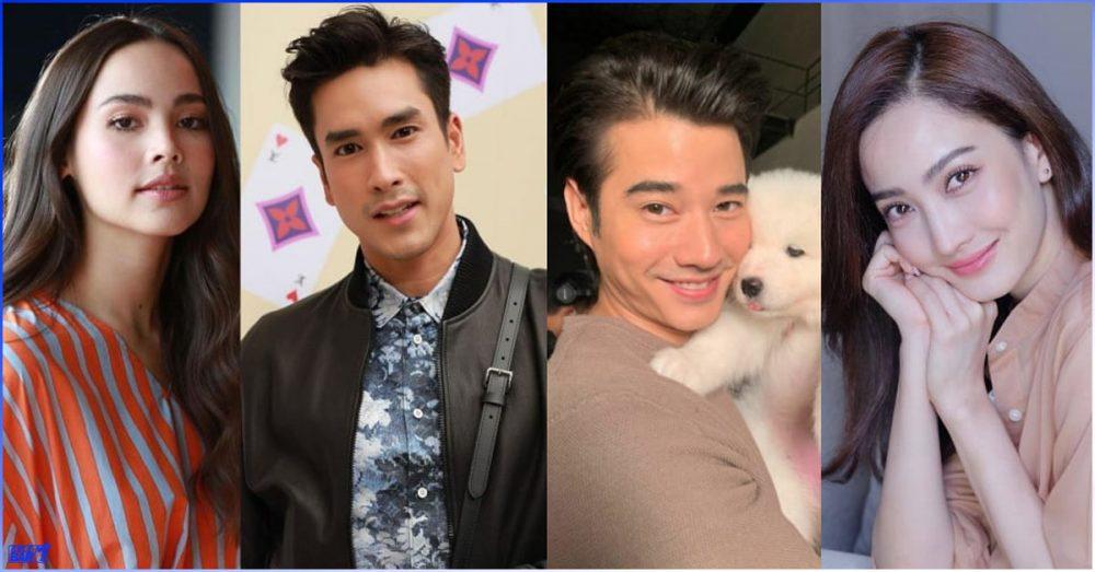 TV Gold Awards ဆုပေးပွဲကြီးရဲ့ အဓိကဇာတ်ဆောင်ဆုကို ရရှိထားတဲ့ Thai TV3 ကြယ်ပွင့်များ