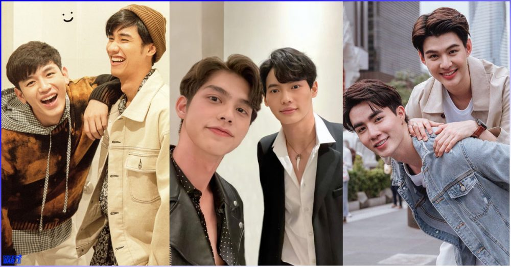 [VOTE] The Most Popular Thai BL Couple of 2021 in Myanmar