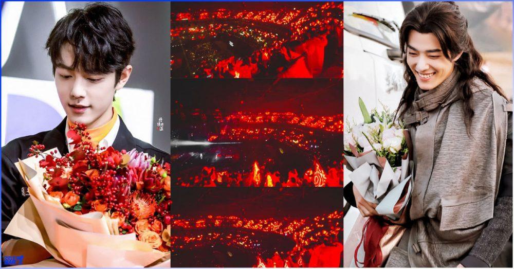 Xiao Zhan နဲ့ XFX တို့အတွက် တန်ဖိုးရှိတဲ့နေ့ရက်လေးဖြစ်တဲ့ စက်တင်ဘာလ (၂၈) ရက်နေ့