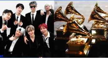 '2022 Grammy Awards' မှာ ထပ်မံပြီး ဆုစာရင်းဝင်လာခဲ့တဲ့ Kpop ဂုဏ်ဆောင် BTS အဖွဲ့