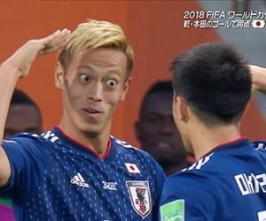 日本VSセネガル