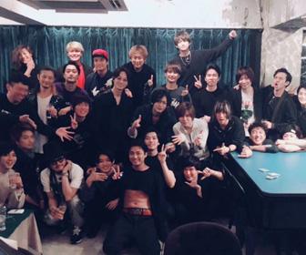 【画像あり】山田孝之の35歳誕生日会に集まったメンバーが超豪華すぎると話題に!!
