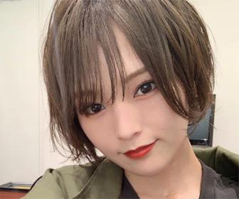 """【画像あり】元NMB48山本彩""""デコ出し""""ショートヘアが「カッコいい!」「美男すぎ」と話題に!"""