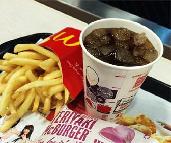 """【話題】マクドナルドのコカコーラが""""特別においしい""""理由が判明!!"""