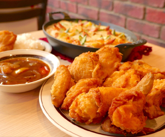 【KFC】ケンタッキー食べ放題が最高すぎだと話題に!