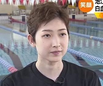 <池江璃花子>10月インカレでの復帰目指す 1年9か月ぶりレースへ「日に日に力がついている」