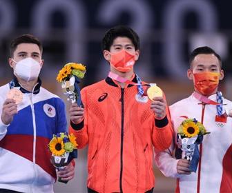 【東京五輪・体操】中国人不満爆発